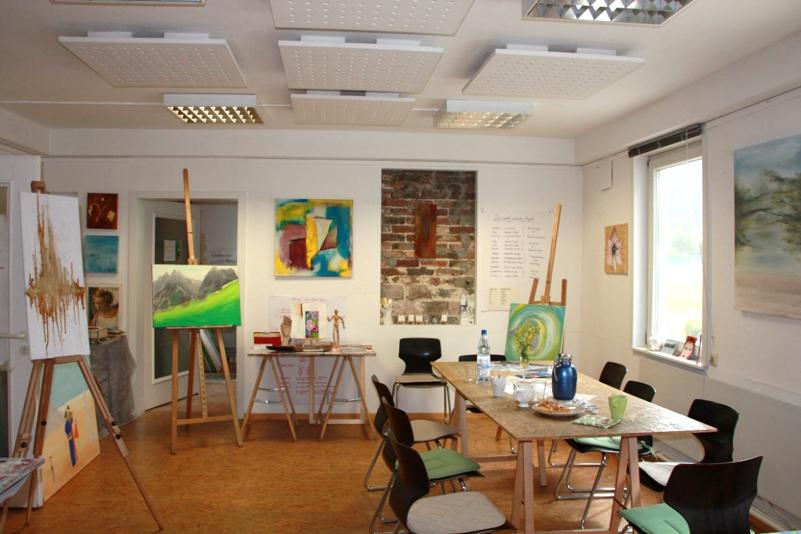 Atelier innen